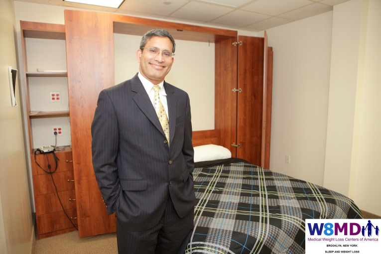 New York City sleep and weight loss center