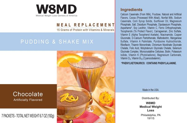 w8md very low calorie diet